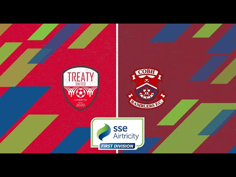 First Division GW3: Treaty United 1-1 Cobh Ramblers