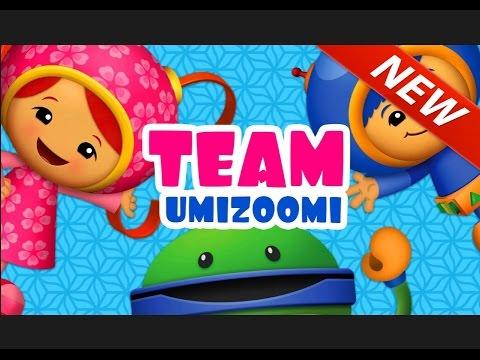 Team Umizoomi Cartoon For Children Online Free New Episodes 2017 Rebus Ribbon