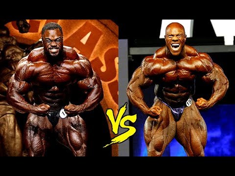 Phil Heath vs. Brandon Curry : 2018 Mr. Olympia vs. 2019 Arnold Classic Full Analysis