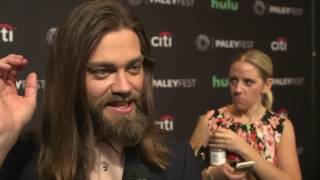 Tom Payne says he gets teased by Norman Reedus on The Walking Dead