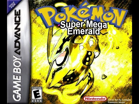 Pokemon super mega emerald gba zip download