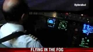 Training helped Air India pilots beat fog