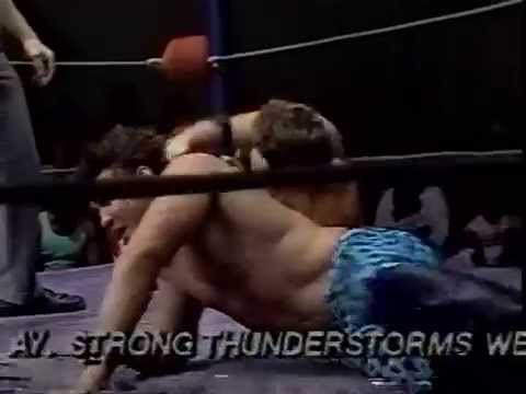 CWA (Memphis) Championship Wrestling-June 3/10, 1989 1 of 3