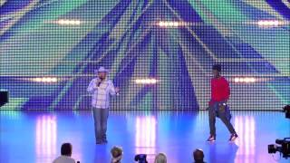 Boot Camp 2  Tate Stevens vs. Willie Jones (Nobody Knows) - THE X FACTOR USA