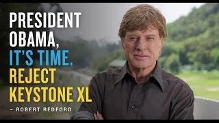 Robert Redford: President Obama, It