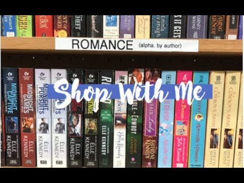 Vlog [Book Shopping Spree Drive With Me] thumbnail