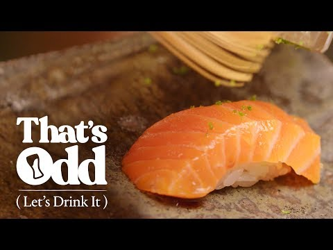 How to Pair Sushi with Beer | That's Odd, Let's Drink It
