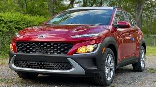 2022 Hyundai Kona REVIEW - Good Facelift? Is it worth $27k??