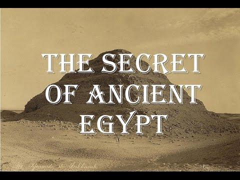 The Secret of Ancient Egypt