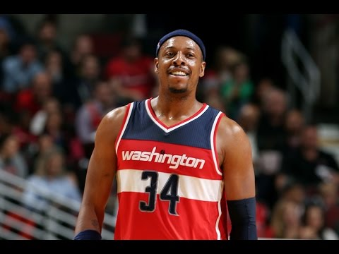 Paul Pierce Wizards 2015 Season Highlights