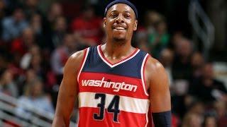 Paul Pierce Wizards 2015 Season Highlights