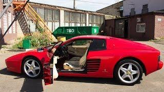 Ferrari Testarossa! Мы тебя долго ждали! Full TOP услуг DA!