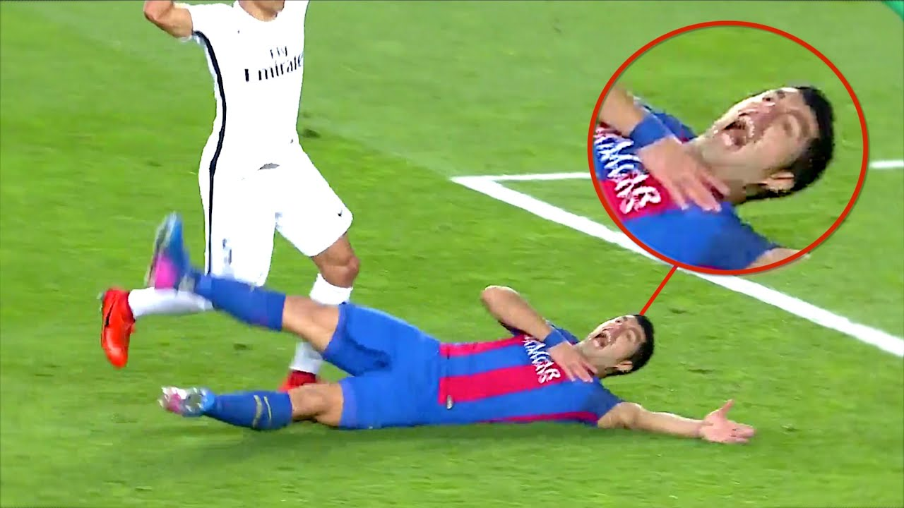 Dirty Cheating in Football