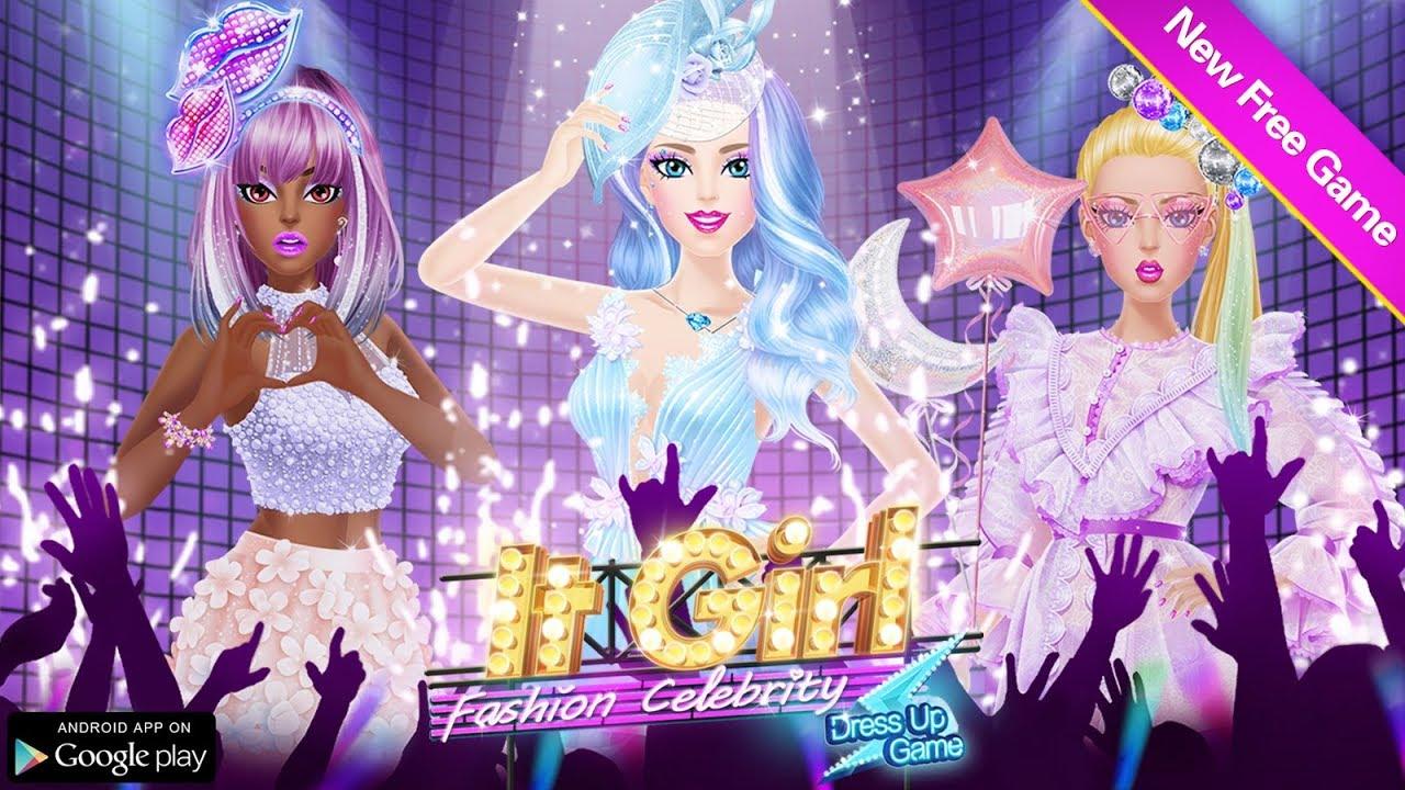It Girl - Fashion Celebrity & Dress Up Game - YouTube