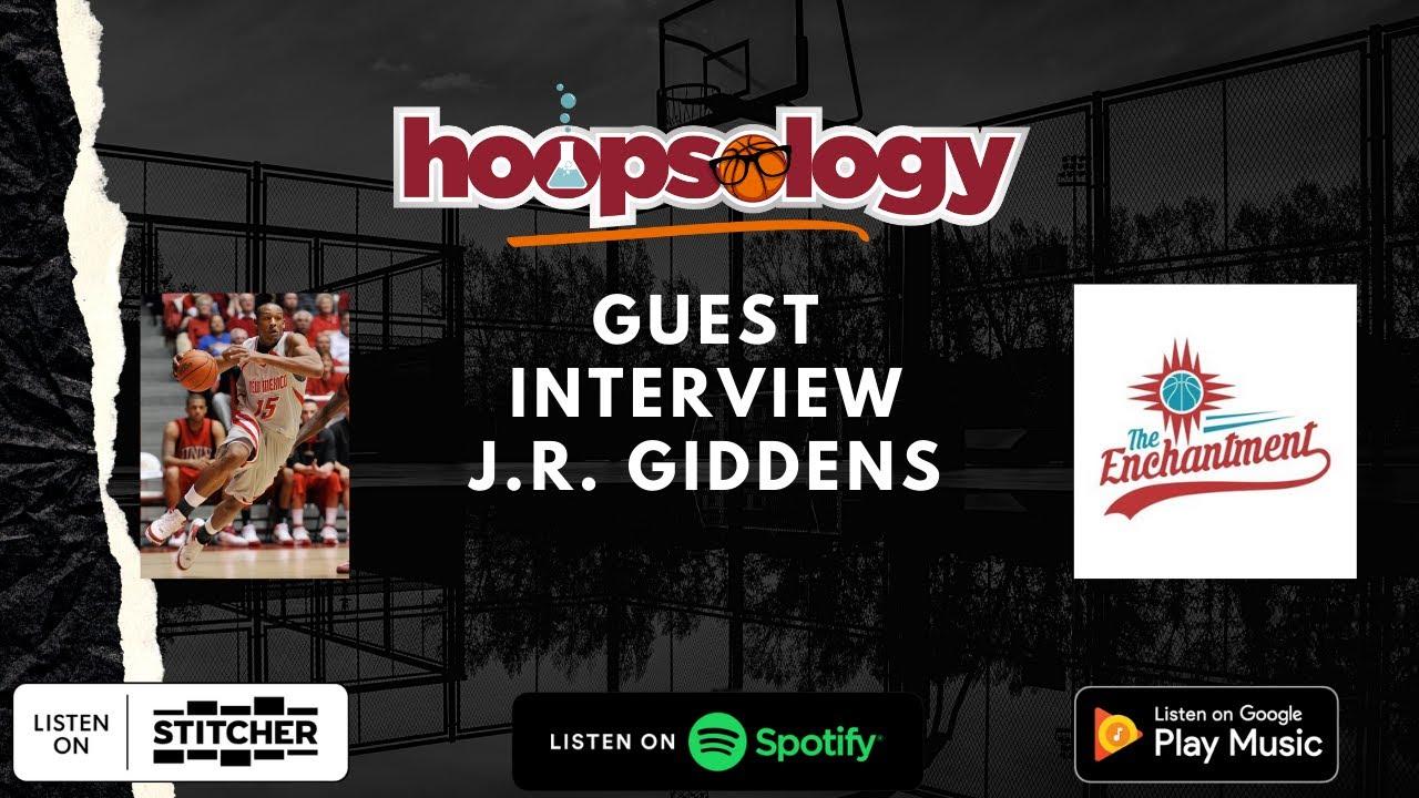 J.R Giddens Interview, Hoopsology NBA Finals Preview