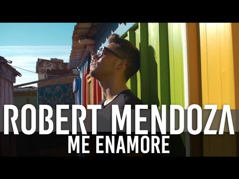 Me Enamoré (Violin Cover By Robert Mendoza) [OFFICIAL VIDEO]