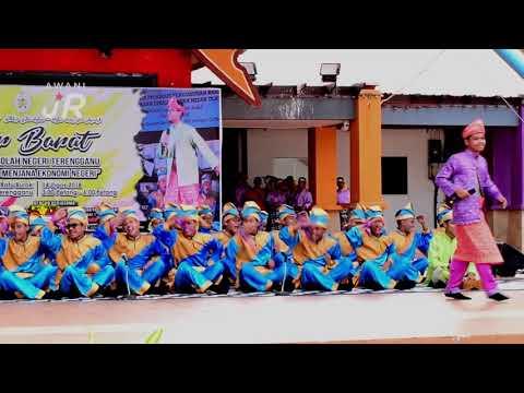 #AWANIJr: Pertandingan Dikir Barat Sekolah-Sekolah Negeri Terengganu 2018