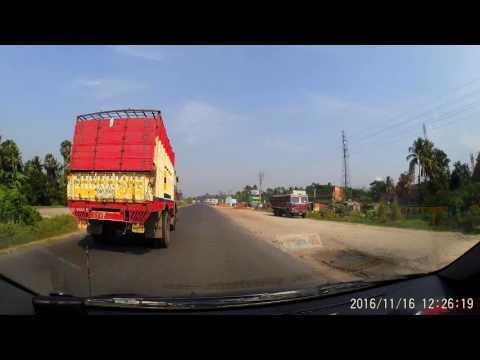 Barrackpore To Kalyani - Full Length (1080p 60fps)