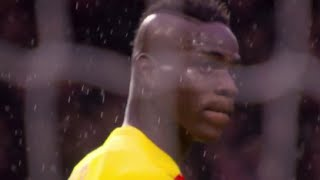 M. Balotelli skills *Rabona | Bicycle kick* vs Manchester Utd 12-14-2014