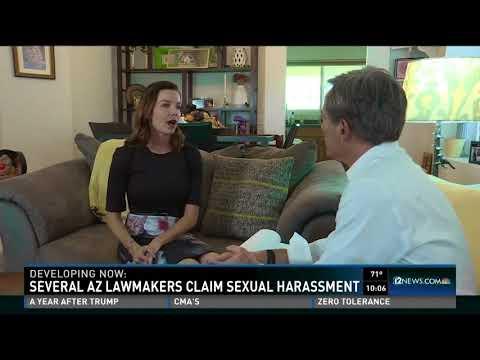 2 female Arizona lawmakers claim sexual harassment
