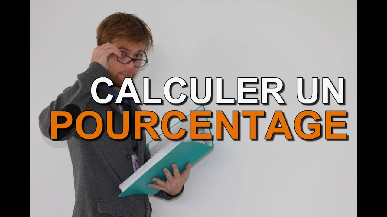 Comment calculer un pourcentage youtube for Calcul d une pente en pourcentage