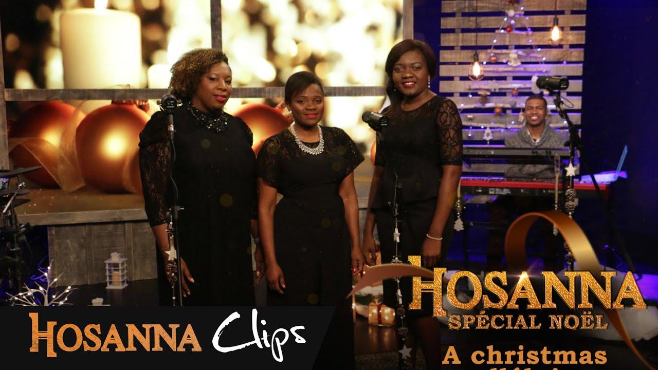 A christmas alléluia - Hosanna clips - Aminata Mouely