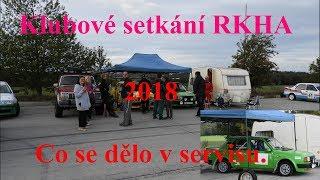 Klubové setkání RKHA 2018 Kadov