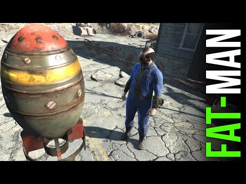 Fallout 4 Hidden Experimental MIRV!  -  Fallout 4 Funny Moments  [ Playthrough Pt.2 ]
