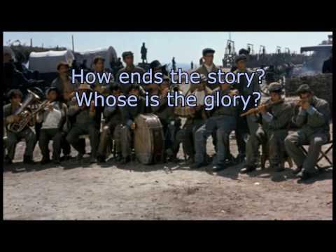 La Storia di un Soldato (Lyrics) - Ennio Morricone