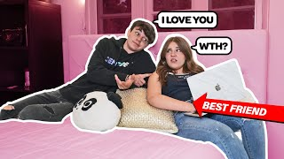 TELLING My BEST Friends GIRLFRIEND I LOVE Her PRANK**GONE WRONG**😱|Jentzen Ramirez