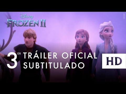 Frozen 2, de Disney – Tráiler oficial #2 (subtitulado)
