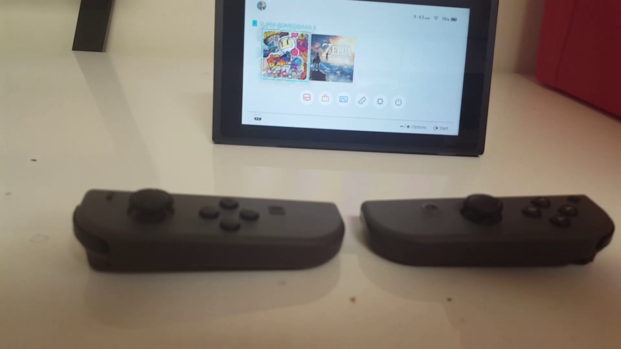 Nintendo Switch How To Do 2 Player Co Op Bomberman R Youtube