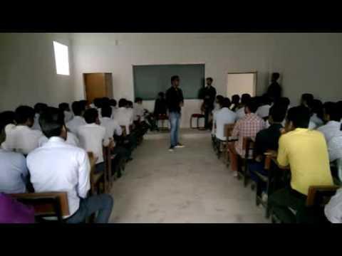 Engineering seminar