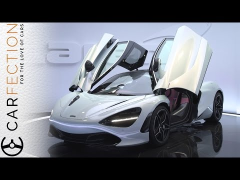 McLaren 720S: Lighter, Faster, Harder - Carfection