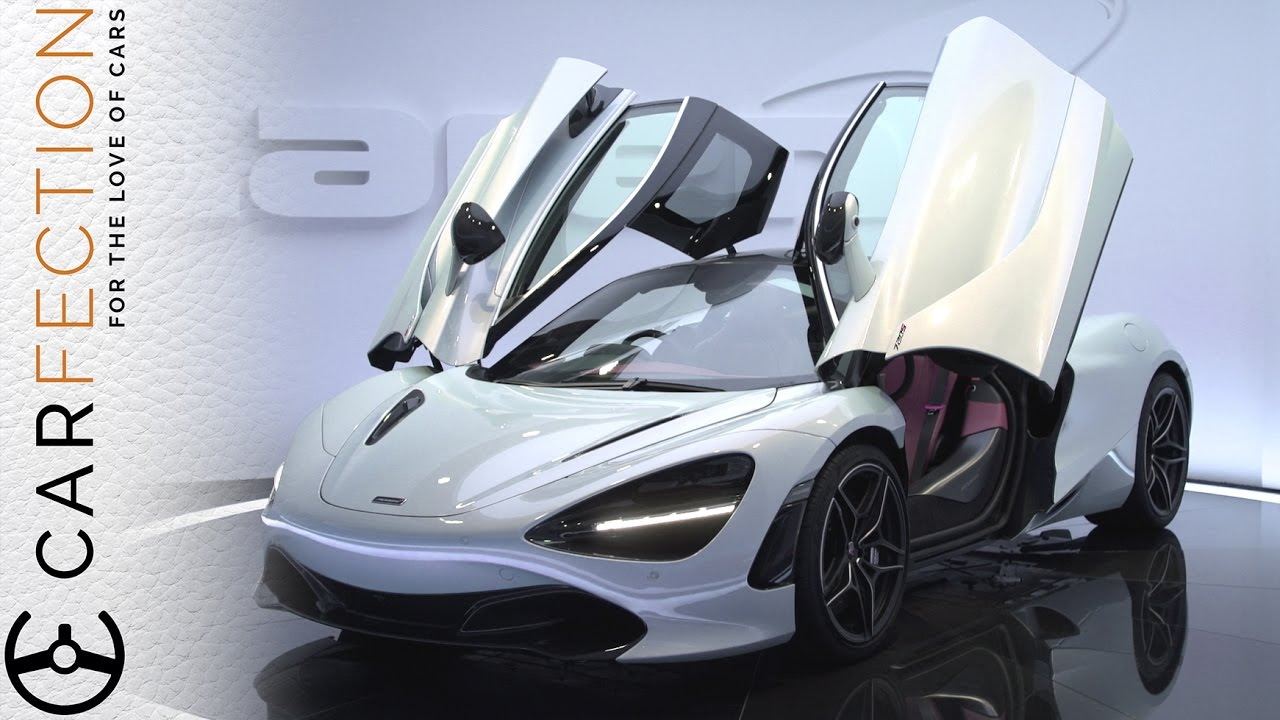 McLaren 720S: Lighter, Faster, Harder   Carfection