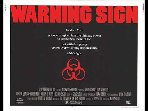 Warning Sign (1985) Movie Review - Underrated Gem
