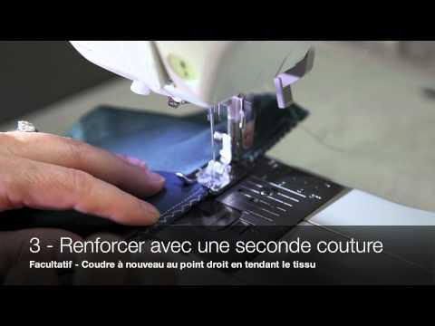Technique De Couture Jalie Coudre Des Tissus Extensibles