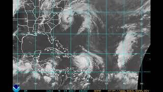 2017 Hurricane Season So Far: Harvey to Ophelia