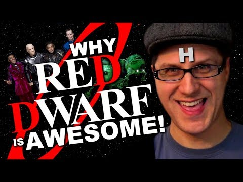 Why Red Dwarf Is AWESOME!