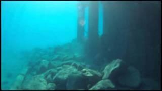 Les plongeurs du 1er Régiment étranger de génie s'entrainent au 2e REP