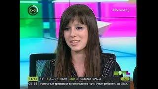 Эльвира Тугушева в гостях у шоу «Ночь»