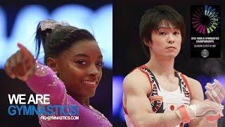 2015 Artistic Worlds - Historic Gold ? - We are Gymnastics !