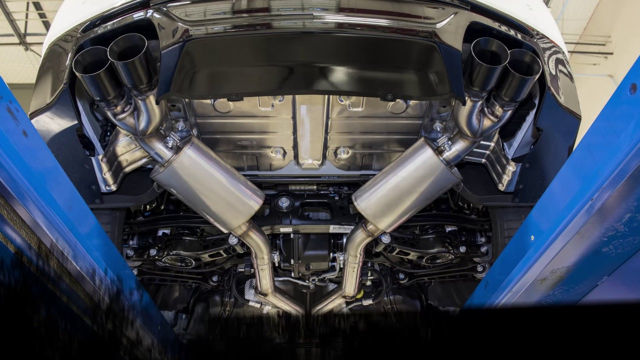 2016 Camaro Ss Kooks Full Headers And Exhaust System