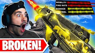 """The MOST BROKEN SMG in Warzone!"" 🤔"