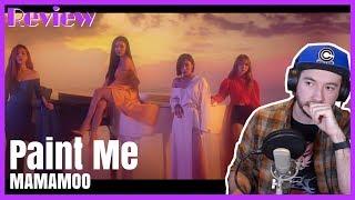"MUSICIAN REVIEWS| MAMAMOO - ""Paint Me"" | JG-REVIEWS:K-POP"
