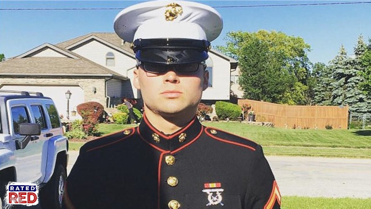 High School Barred Student from Wearing Marine Uniform During Graduation