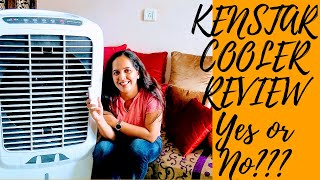 My Honest Kenstar Air Cooler Review | Yes or No