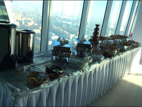 Организация свадебного фуршета от Просто Вкусно Кейтеринг! 35 гостей!