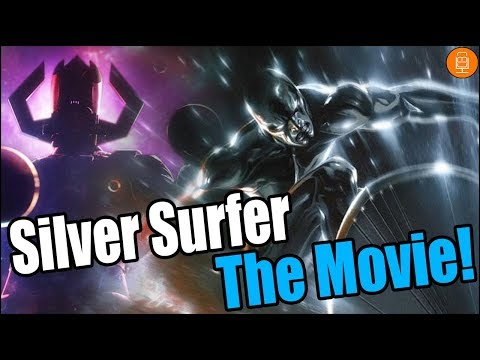 Stan Lee talks about Silver Surfer The Movie