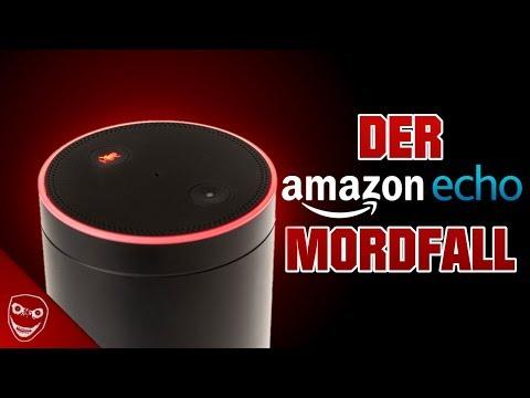 Der Amazon Echo Mordfall! Wie Alexa bei einem Mordfall geholfen hat!